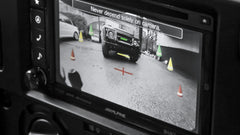 Kahn Rear View Reversing Camera - Defender