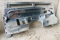 Galvanised Bulkhead Defender 130 V8 Land Rover