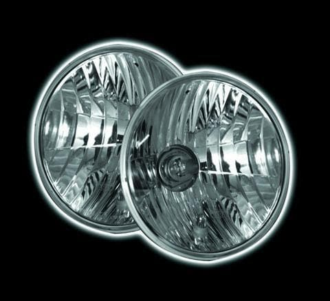120% Xenon Headlight Kit - Including Crystal Lenses