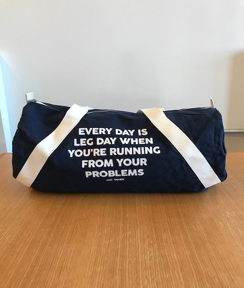LEG DAY DUFFEL BAG