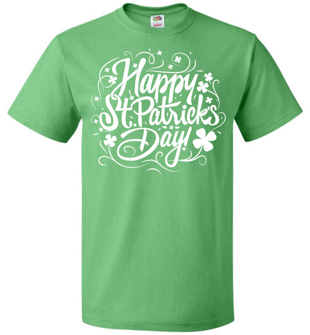 Happy St.Patrick's Lettering 2