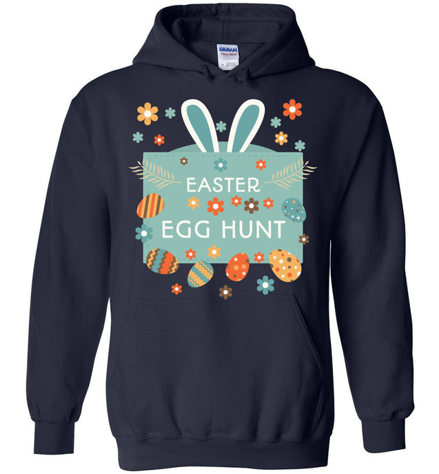 Easter egg Hunt for kids Easter Shirt