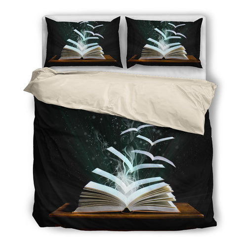 dream Books bedding set