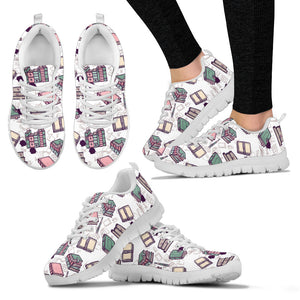 Sneakers for book lovers 1