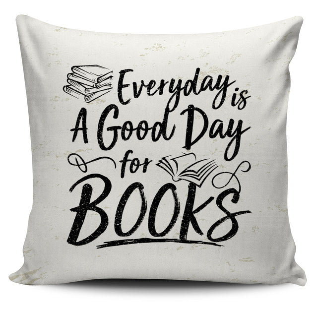 Everyday is good day for books