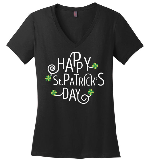 Happy St.Patrick's Day Lettering 2