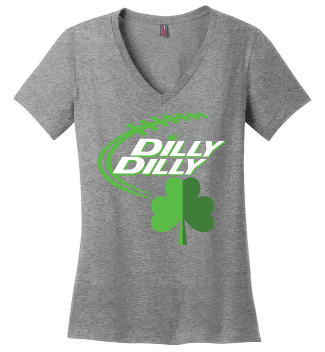 Dilly Dilly Bud Light Clover S.T Patrick_s Day