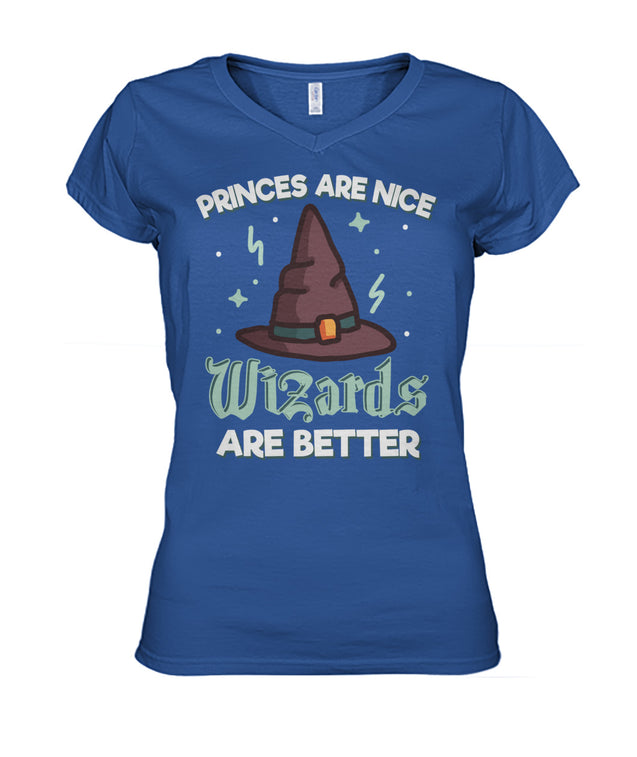 Wizards are better