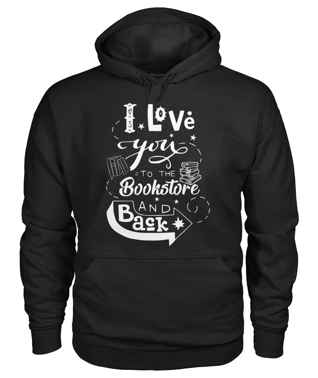 I Love You To The Bookstore and Back