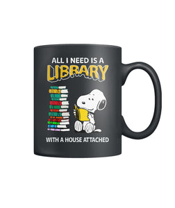 All I need is a library