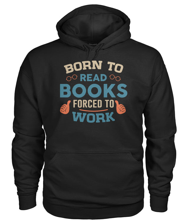 Born to read books, forced to work