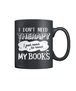 I just need read my books