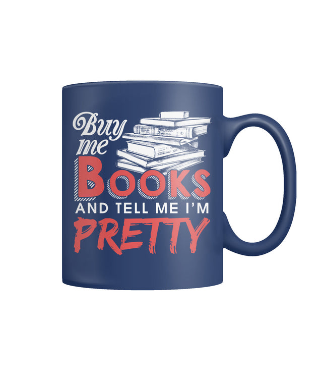 Buy me books