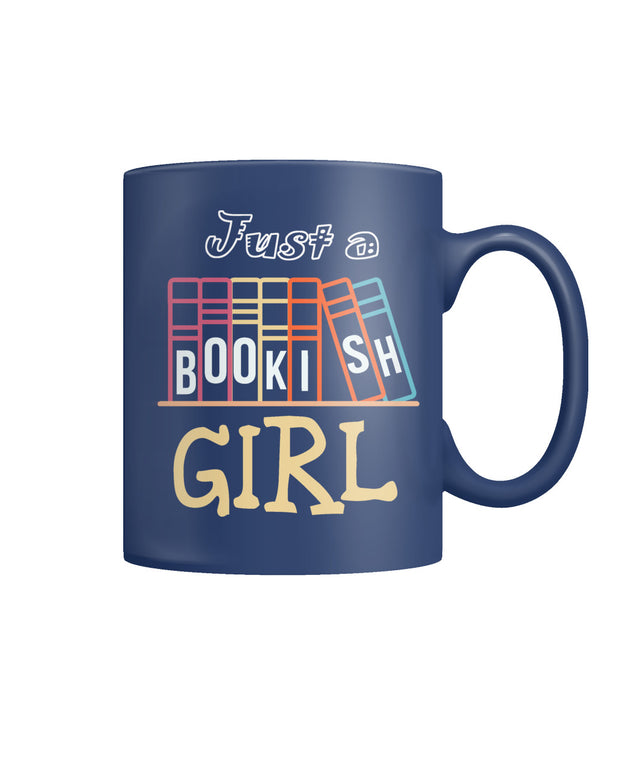 Just a bookish girl