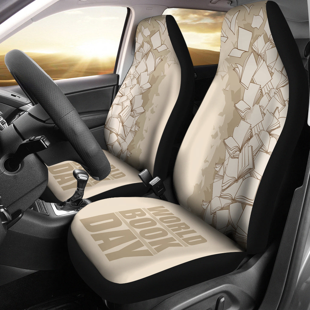 Book 3 - car seat covers