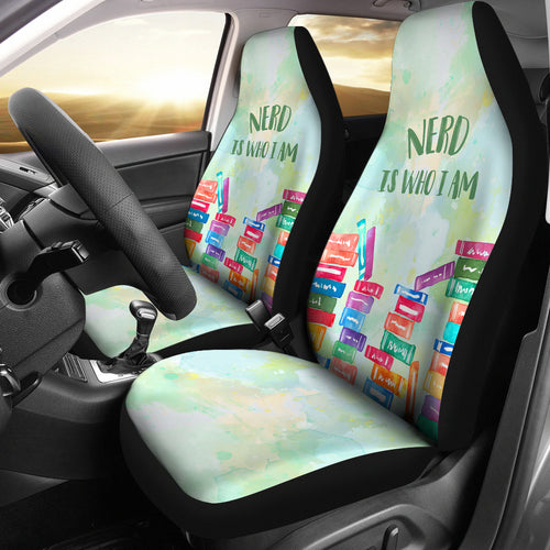 Book 9 - car seat covers