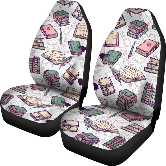 Book 4 - car seat covers