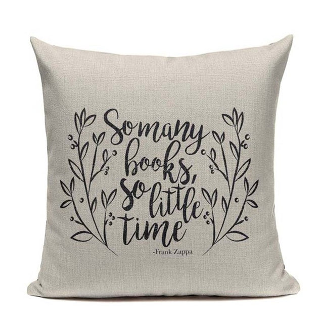 Home Decor Sofa Car Seat Decorative Cushion Cover Pillow