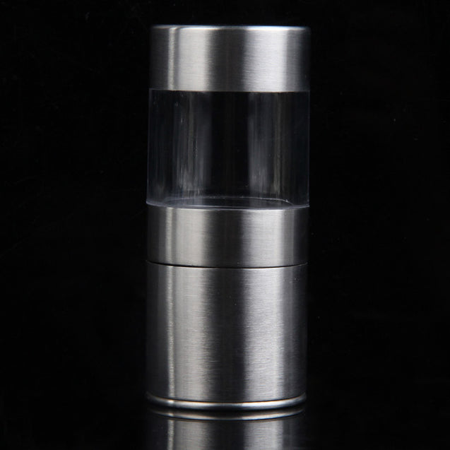Stainless Steel Seasoning Muller Grinding Bottle Pepper Grinder