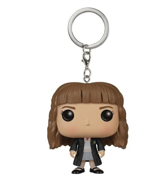 Harry  Potter Game of Thrones Keychain