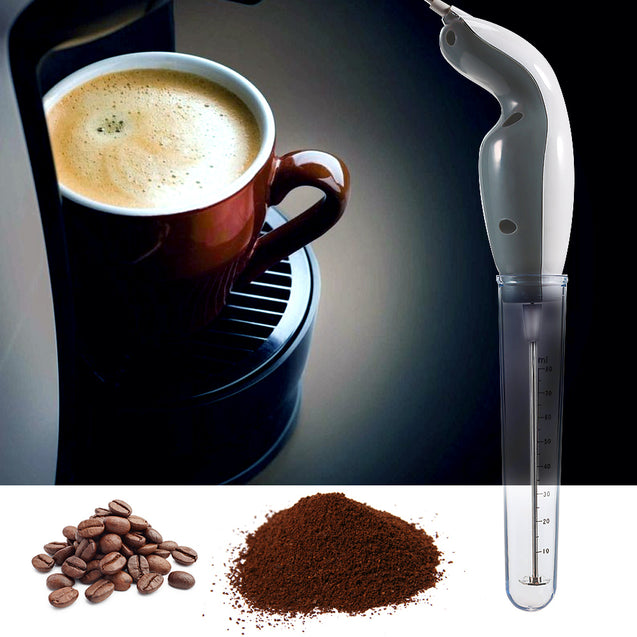 Hand Blender Food Processor for Coffee Fruit Juice Egg Beater Kitchen