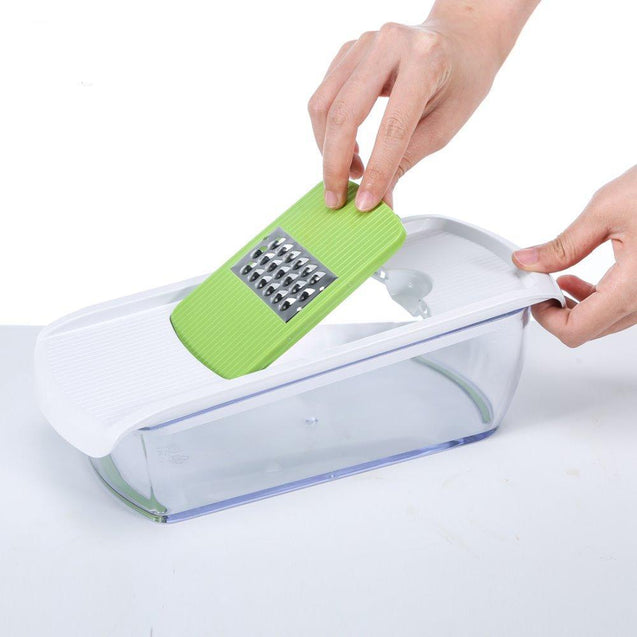 Vegetable Slicer Stainless Steel Cutting Grater Creative Carrot Potato cutter