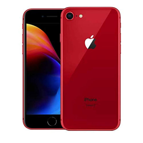 Apple iPhone 8 Plus 64GB Red AT&T (Certified Refurbished)