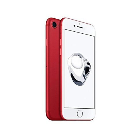 Apple iPhone 7 128GB Unlocked, Red (Certified Refurbished)