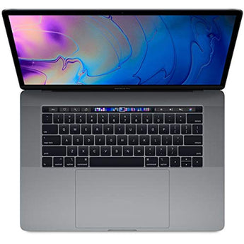 "Apple MacBook Pro 15"" Z0V000069 (Alternative for MR932LL/A) with Touch Bar: 2.9GHz 6-core 8th-Generation Intel Core i9 Coffee Lake Processor, 1TB, 32GB RAM, 560X - Space Gray (Mid 2018)"