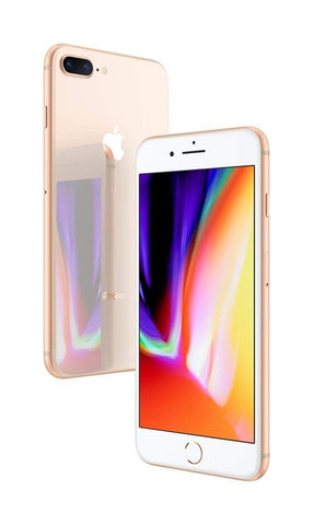 Apple iPhone 8 Plus a1864 64GB Gold Smartphone CDMA (Certified Refurbished)