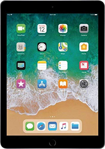 Apple iPad with WiFi, 32GB, Space Gray (2018 Model)