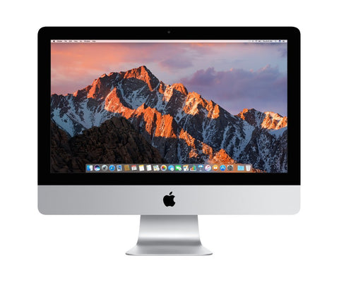Apple iMac 21.5 Inch Desktop Computer (2.3GHz Intel Core i5, 8GB RAM, 1TB HDD) Silver, MMQA2LL/A