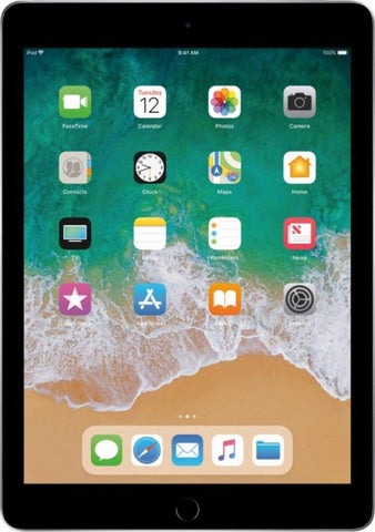 Apple iPad with WiFi (2018 Model) (32 GB, Gold)