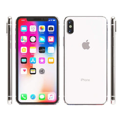 "Apple iPhone X 64GB 5.8"" Super Retina Display Silver"