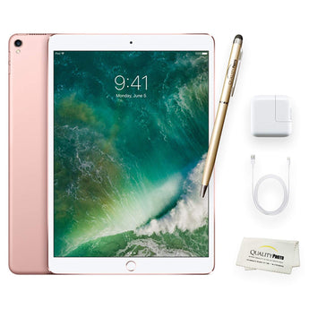 Apple iPad Pro 10.5 Inch Wi-Fi 64GB Space Gray + Quality Photo Accessories (New Released iPad) 2017 Model..