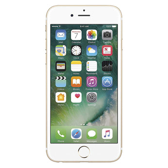 Apple iPhone 6S, AT&T, 64GB - Rose Gold (Certified Refurbished)