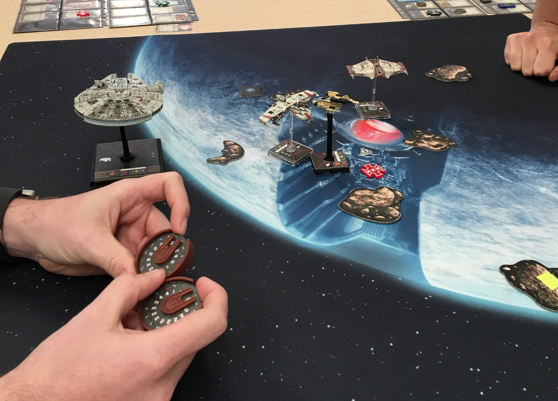May X-Wing Event Roundup