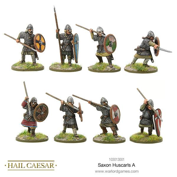 Saxon Huscarls A