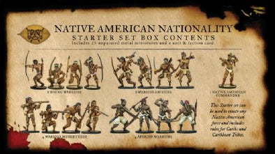 Native American Starter set