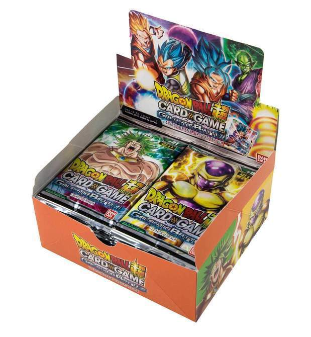 Galactic Battle Booster Box