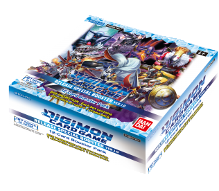 Digimon Card Game - Special Release Booster Box Ver 1.0