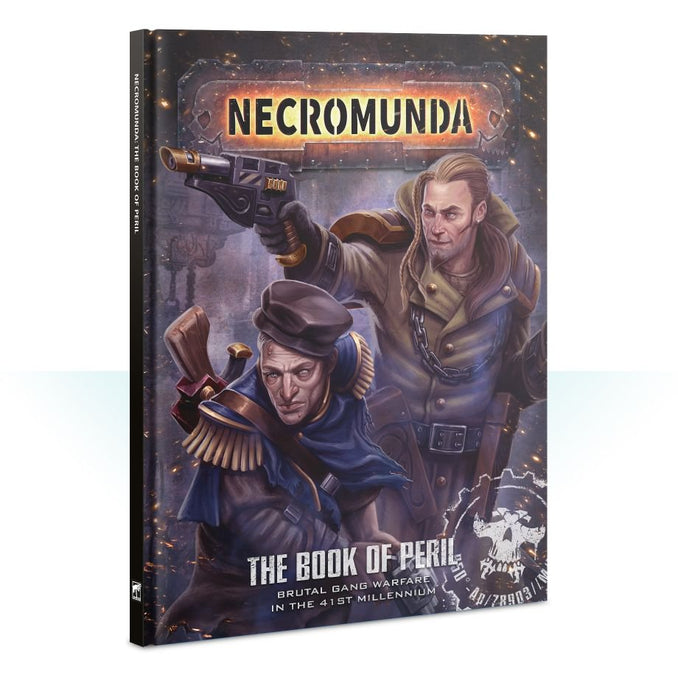 Necromunda: The Book of Peril (Hardback)