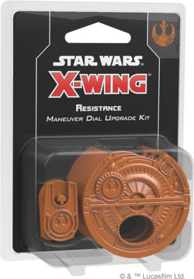 Resistance Maneuver Dial Upgrade Kit