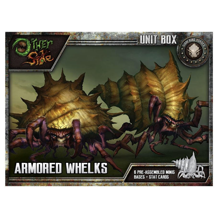 Armored Whelks - Unit Box