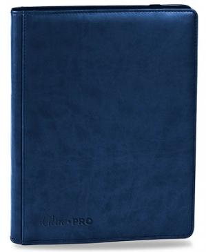 Premium 9-Pocket Blue PRO-Binder