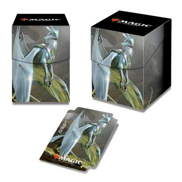 Magic The Gathering 100+ Deck Box Chromium, the Mutable