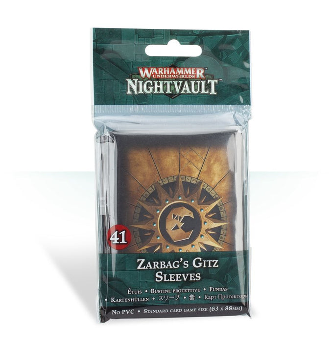 Nightvault Zarbag's Gitz Sleeves