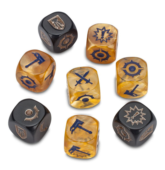 Nightvault – Stormsire's Cursebreakers Dice Pack