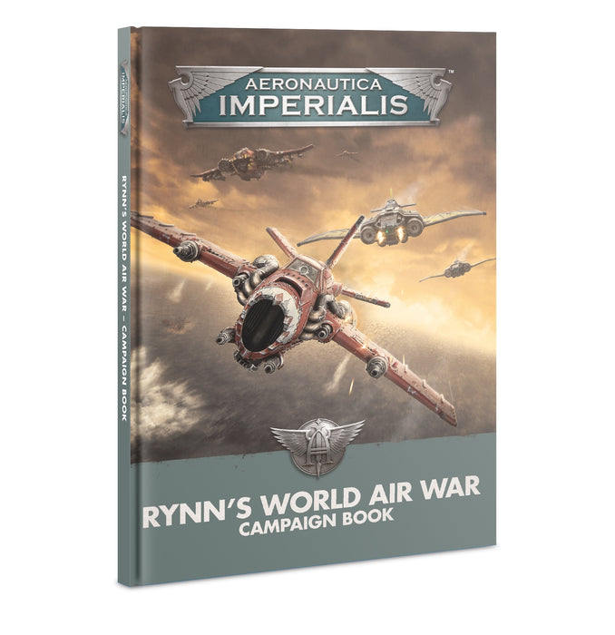 Aeronautica Imperialis: Rynns World Air War Campaign Book
