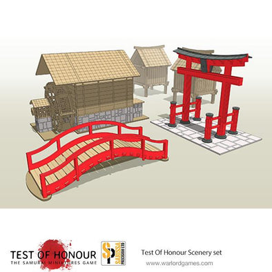 Test Of Honour Scenery Set